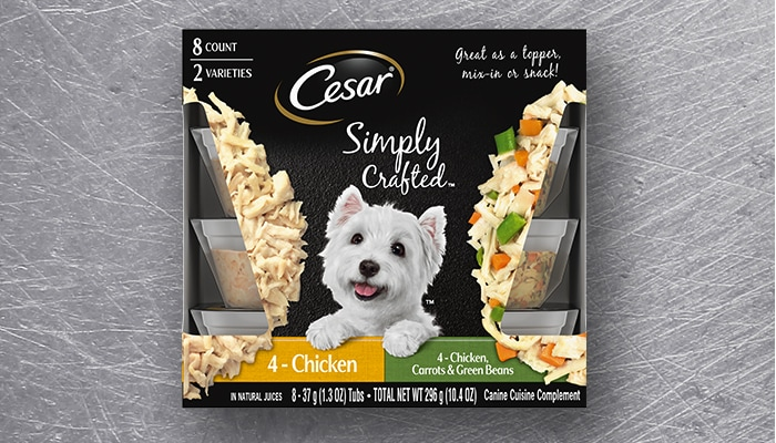 CESAR simply crafted multipack